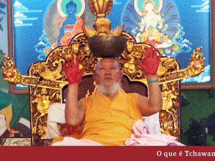 O que é Tchawang NgalSo Reiki?