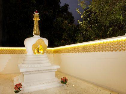 Stupa da Vitória de Longa Vida
