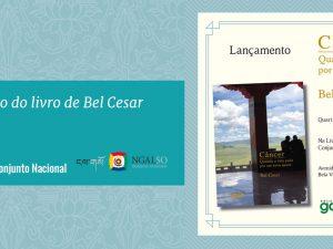 Lançamento do livro de Bel Cesar