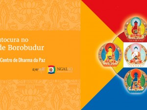 Retiro de Autocura no Mandala de Borobudur