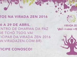 Juntos na Virada Zen 2016