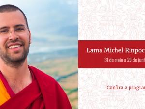 Lama Michel Rinpoche no Brasil