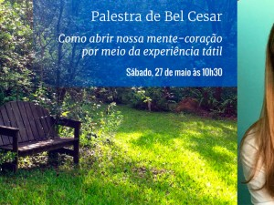 Palestra de Bel Cesar