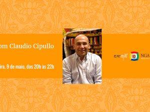 Encontro com Claudio Cipullo
