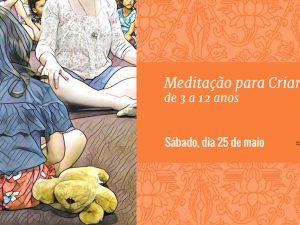 Meditação para Crianças de 3 a 12 anos