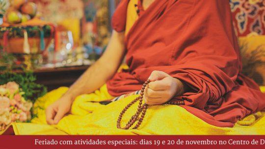 Feriado com atividades especiais: dias 19 e 20 de novembro