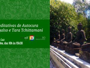 Práticas meditativas de Autocura Tântrica Ngalso e Tara Tchittamani