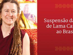 Save the date Lama Caroline 2020