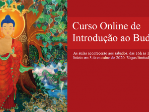 Curso Online de Introdução ao Budismo