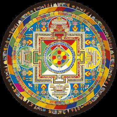 04 - Vajrapani Great Wheel