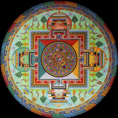 17 - Medicine Buddha