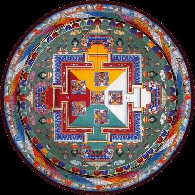 29 - Heruka Chakrasamvara Gyur Drug
